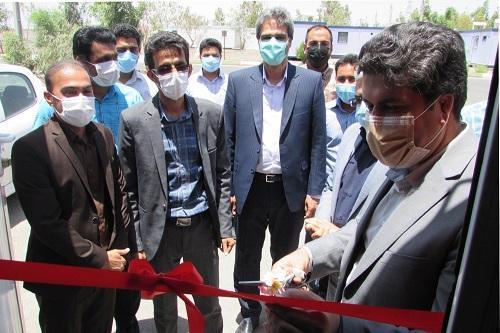 سالن بدنسازی خوابگاه دانشجویی دانشگاه علوم پزشکی بم افتتاح شد