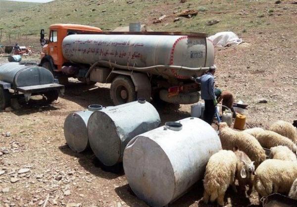 خبرنگاران 6 قشلاق شهرستان اهر شبکه آب دایمی ندارند