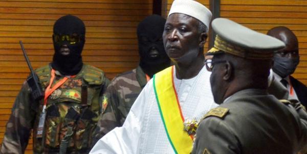 استعفای نخست وزیر و رئیس جمهور مالی، شورای امنیت کودتا در مالی را محکوم کرد