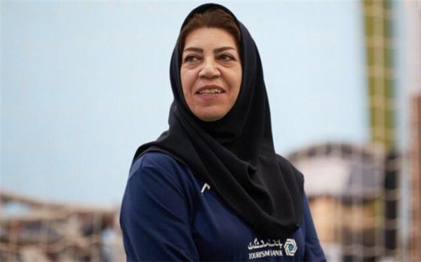 سرمربی تیم ملی والیبال زنان ایران معرفی گردید