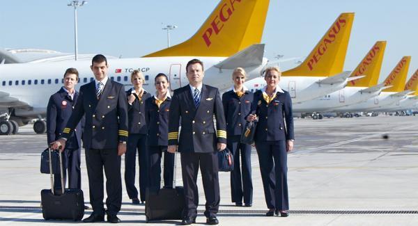 بخشنامه های هواپیمایی پگاسوس