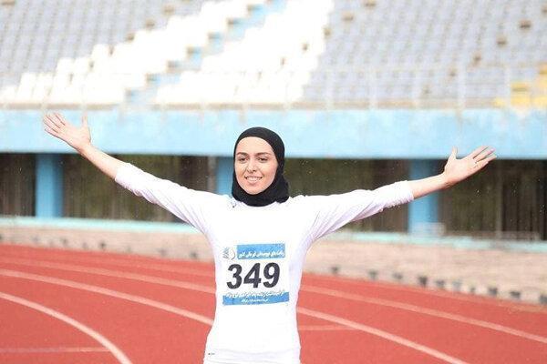 فصیحی نماینده 100 متر ایران در المپیک شد
