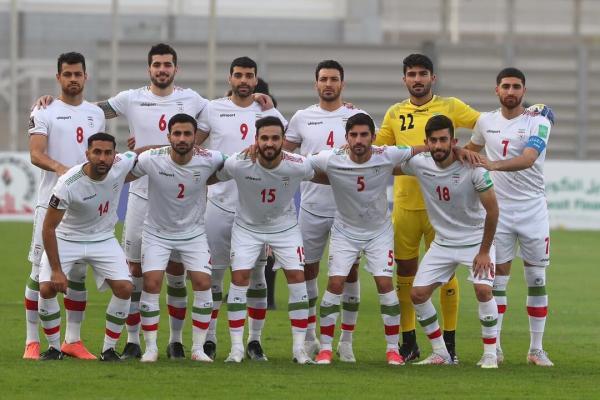 ترکیب تیم ملی فوتبال ایران مقابل عراق اعلام شد