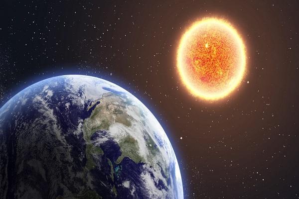 فاصله زمین تا خورشید دقیقا چقدر است؟