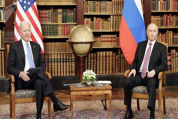 قطعنامه اخیر درباره سوریه نتیجه تعامل بایدن و پوتین است