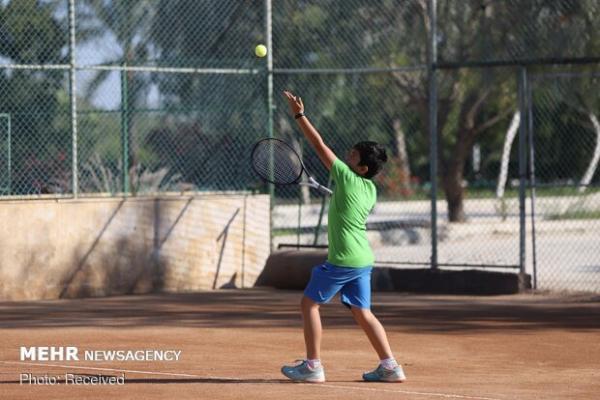 تنیسورهای راه یافته به مرحله رده های سنی کشور معین شدند