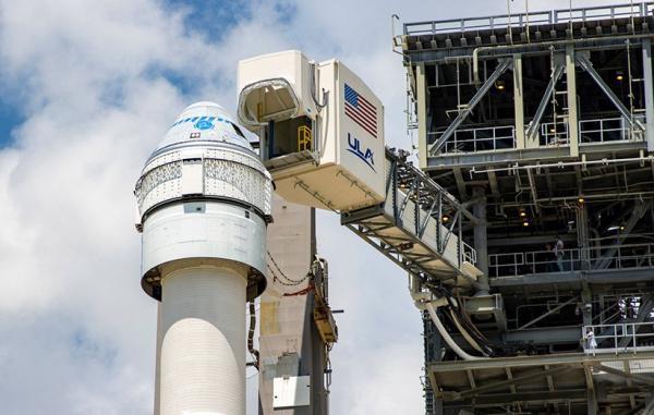 پرتاب مهم فضاپیمای استارلاینر بوئینگ باز هم به تعویق افتاد