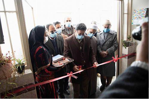 افتتاح مدرسه3 کلاسه شهدای بانک ملی ایران در روستای رشید آباد دیواندره