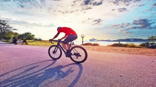 دوچرخه سواری سطح استرس را کاهش می دهد