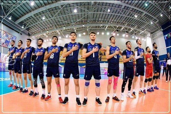 اعلام برنامه کامل مرحله گروهی مسابقات والیبال قهرمانی جوانان دنیا